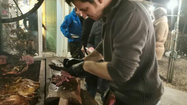 Trekkerrijden en BBQ